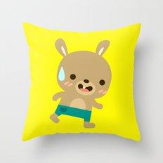 gogo Throw Pillow