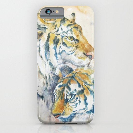 Tigers iPhone & iPod Case