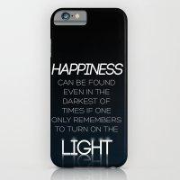 Harry Potter Albus Dumbl… iPhone 6 Slim Case