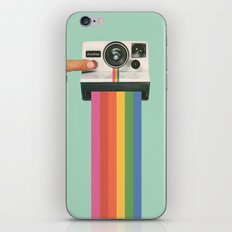 Take a Picture. It Lasts Longer. iPhone & iPod Skin