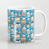 Pattern Project #40 / Li… Mug