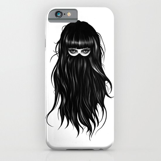It Girl iPhone & iPod Case