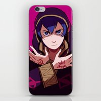 Son Of Dragons iPhone & iPod Skin