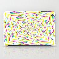 Pretty Confetti iPad Case