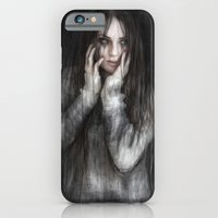 iPhone & iPod Case featuring Vampire by Justin Gedak