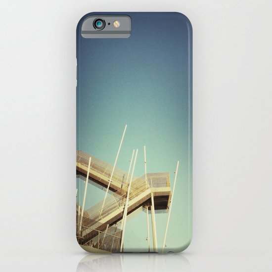 Industrial Stairs iPhone & iPod Case