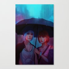 Life Is Strange - Chloe … Canvas Print