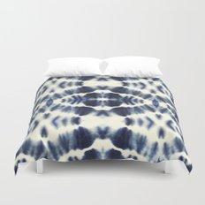 BOHEMIAN INDIGO BLUE Duvet Cover