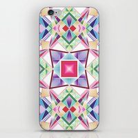 Prismatic iPhone & iPod Skin