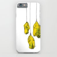 iPhone & iPod Case featuring cocoon by myripART