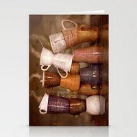 Cafehouse (without Windo… Stationery Cards
