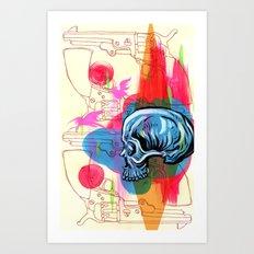 The Mission Art Print