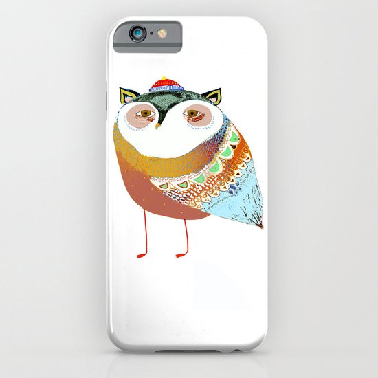 The Sweet Owl iPhone & iPod Case