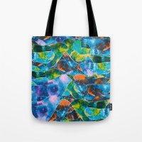 CRAYON LOVE : Freebird Tote Bag