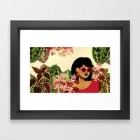 Bayou Girl I Framed Art Print