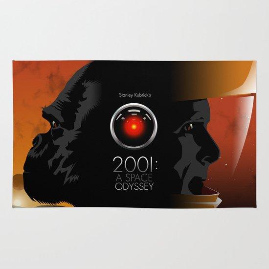 2001 - A space odyssey Area & Throw Rug