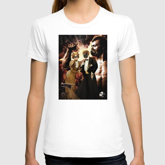 The Dark Knight Nouveau  T-shirt