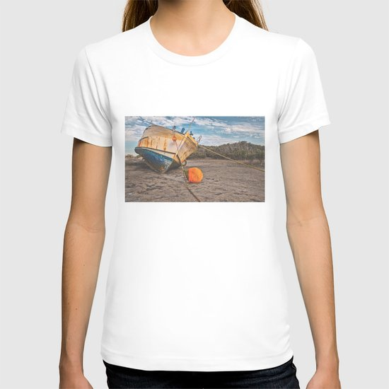 Abandoned Ship T-shirt