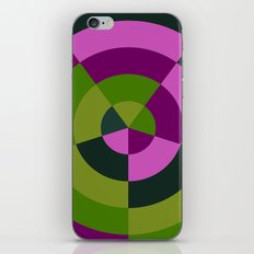desynchronized  iPhone & iPod Skin