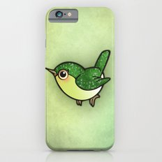 Cute Green Bird iPhone 6 Slim Case