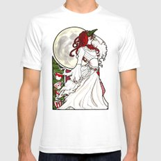 Emilie Nouveau Mens Fitted Tee White SMALL