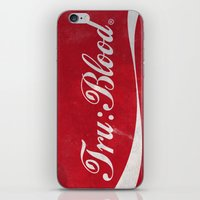 Tru:Blood iPhone & iPod Skin
