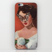 ELIZABETH TAYLOR.  (PIN-… iPhone & iPod Skin