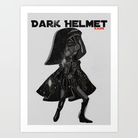 May The Schwartz Be With… Art Print