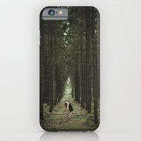 iPhone & iPod Case featuring The Woods of St Olof 2 by Lotta Losten