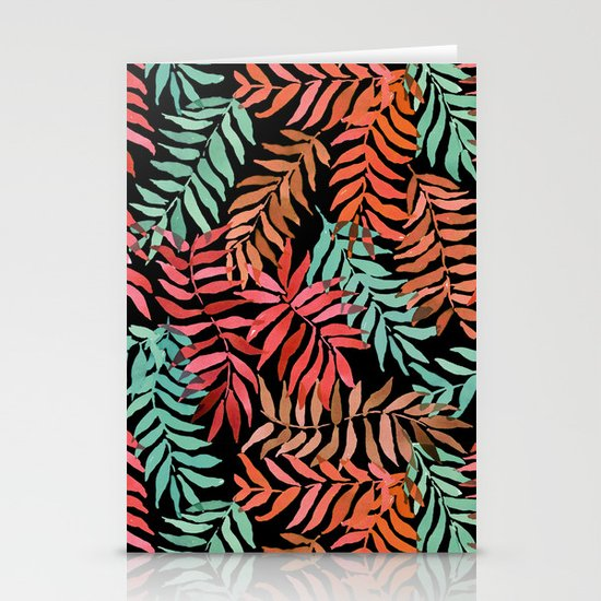 Seaweed Stationery Card