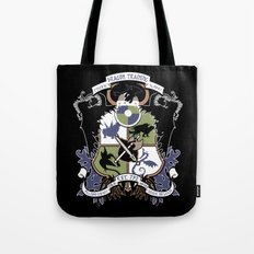 Dragon Training Crest - How to Train Your Dragon Tote Bag
