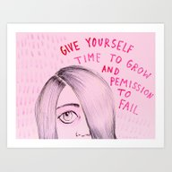 Permission Art Print