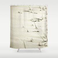Overrun Shower Curtain