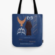 Wit And Intelligence Tote Bag
