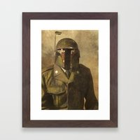 General Fettson   Framed Art Print