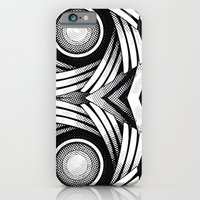 iPhone & iPod Case featuring The owl by CLFFW
