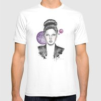 Venus As A Girl Mens Fitted Tee White SMALL