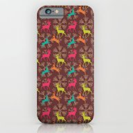 Christmas Pattern 04 iPhone 6 Slim Case