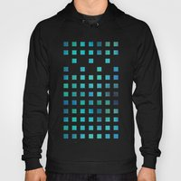 Missing Squares 2 Turquo… Hoody
