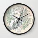 I N K : III Wall Clock