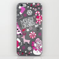 Christmas iPhone & iPod Skin