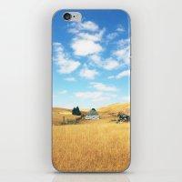 Barn. iPhone & iPod Skin
