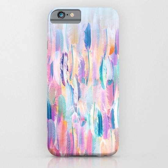 Candy Feathers  iPhone & iPod Case