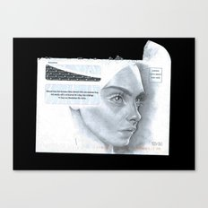 Envelope 1 Canvas Print