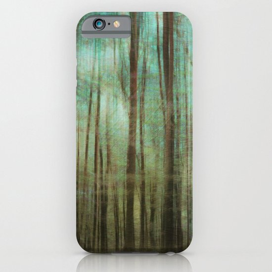 mystic forest iPhone & iPod Case