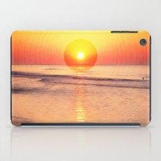 Sunrise Over Ocean iPad Case