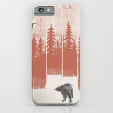 A Bear in the Wild... iPhone 6s Slim Case