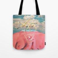 The Beautiful Dance Tote Bag