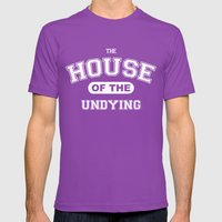It's The House Of The Un… Mens Fitted Tee Ultraviolet SMALL