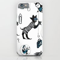 iPhone & iPod Case featuring Crooner Fantasy by Franck Chartron